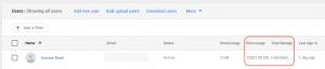 Bộ nhớ Google Drive Không giới hạn của tài khoản G Suite Business