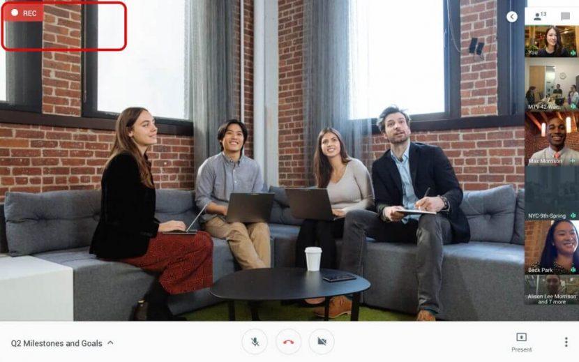 Họp trực tuyến với Google Hangouts Meet